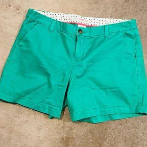 Green Merona Shorts